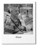 Foto Klaus in Side, Türkei